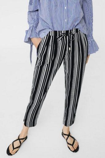 Dos και don'ts στο stripe look