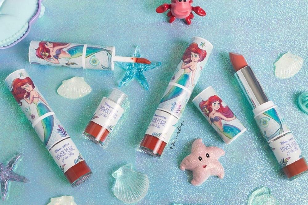 Η μαγική The Little Mermaid makeup συλλογή