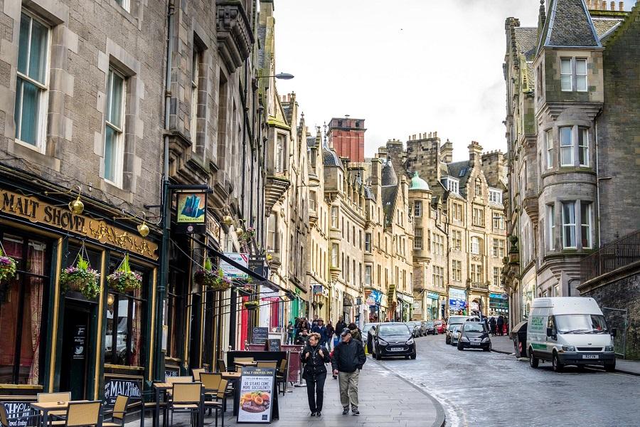 Απόδραση στην πανέμορφη Σκωτία