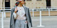 Turban chic: κομψό look με μαντήλι