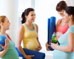 Φυσική άσκηση στην εγκυμοσύνη
