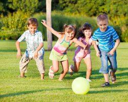 Πως θα γίνει το παιδί πιο δραστήριο;