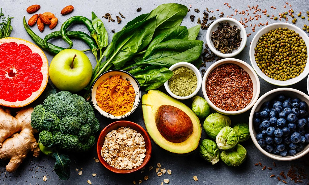 Τα πιο θρεπτικά εποχιακά φρούτα και λαχανικά