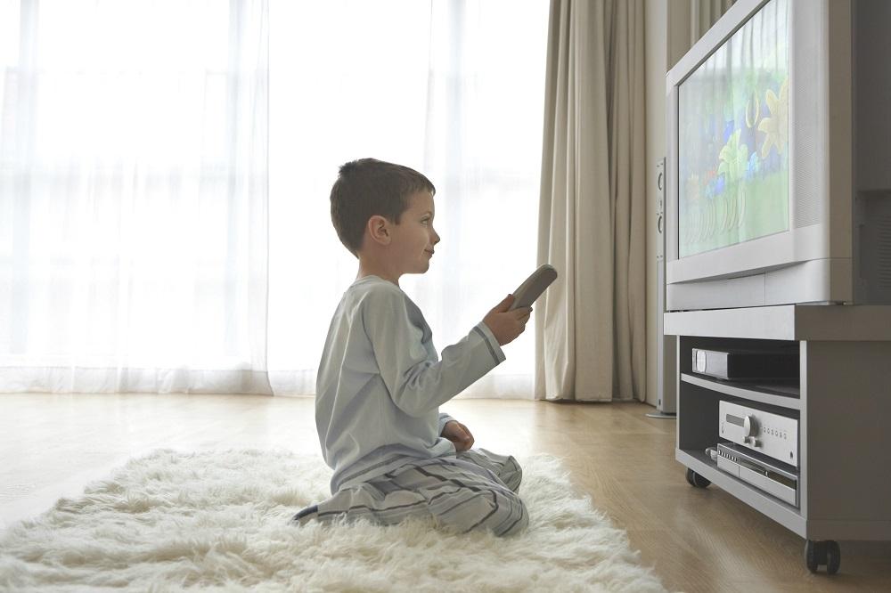 Τα συν και πλην της τηλεόρασης για το παιδί