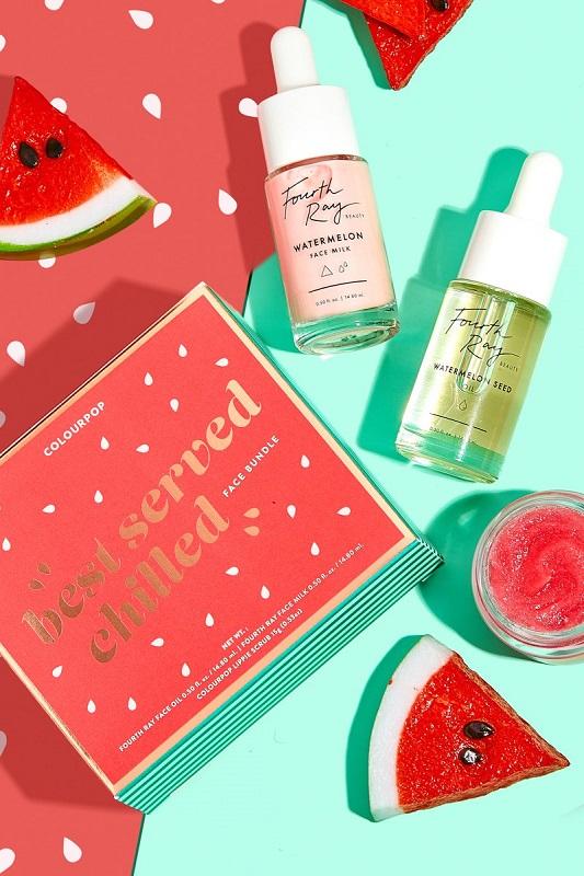 Το brand Colourpop φέρνει το καλοκαίρι στα beauty νεσεσέρ μας