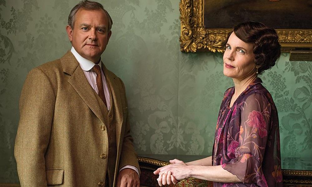 Η σειρά Downton Abbey επιστρέφει στη μεγάλη οθόνη