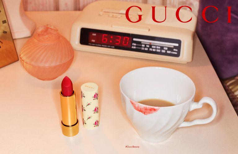 Κυκλοφόρησαν τα νέα κραγιόν της Gucci Beauty