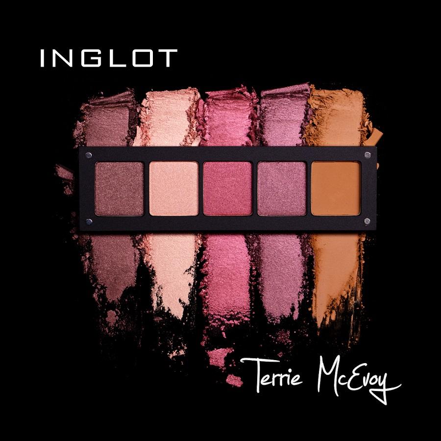 Η limited-edition Inglot X Terrie McEvoy κυκλοφορεί σύντομα