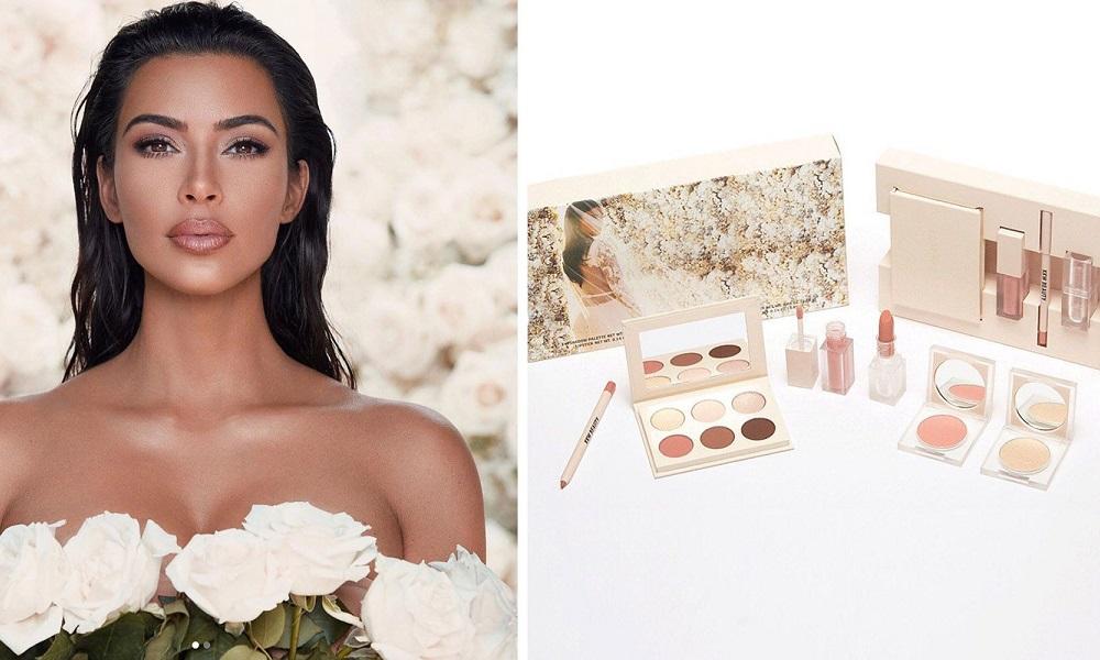 Η νέα beauty συλλογή της Kim Kardashian, εμπνευσμένη από τον γάμο της