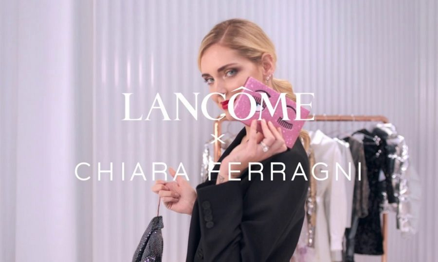 Lancôme Chiara Ferragni make up collection