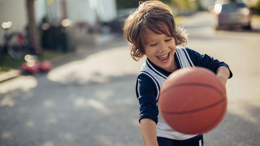 Οι δραστήριοι γονείς μεγαλώνουν δραστήρια παιδιά