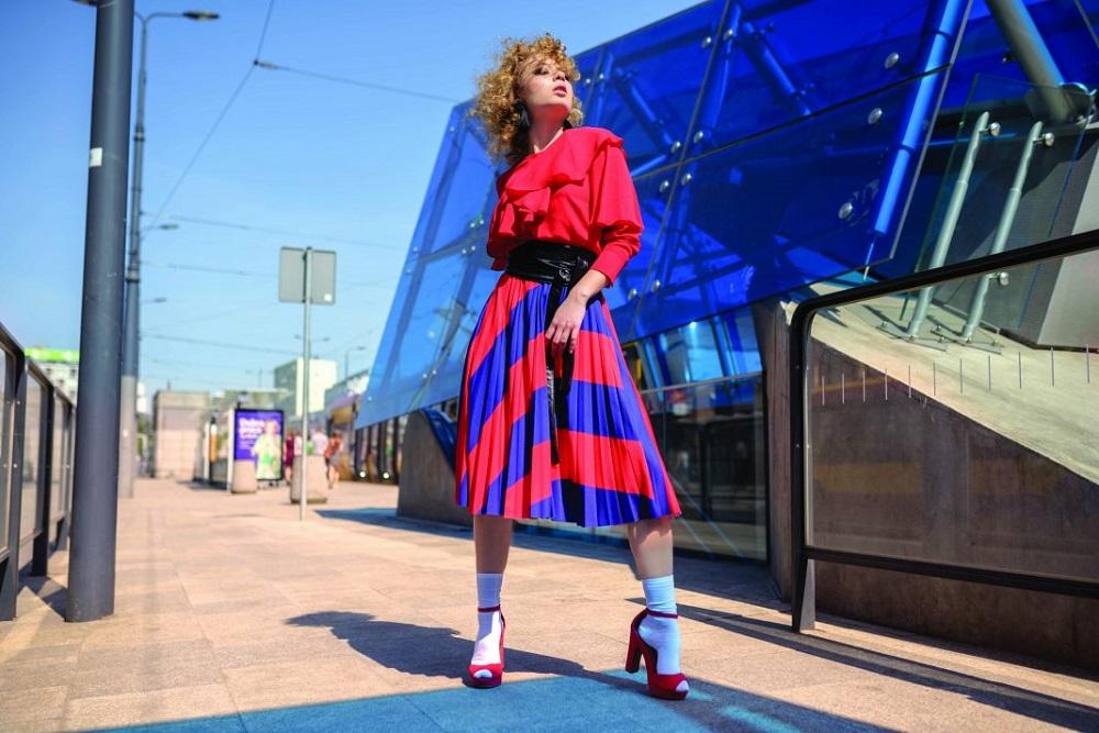 Οι soleil φούστες είναι το key fashion item για το καλοκαίρι