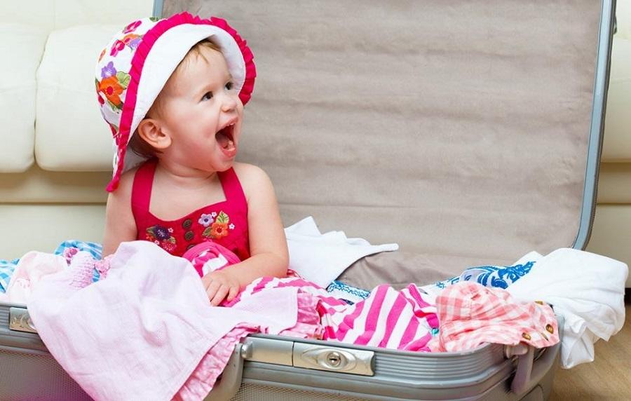 Tips για ξέγνοιαστο ταξίδι με το μωρό σας