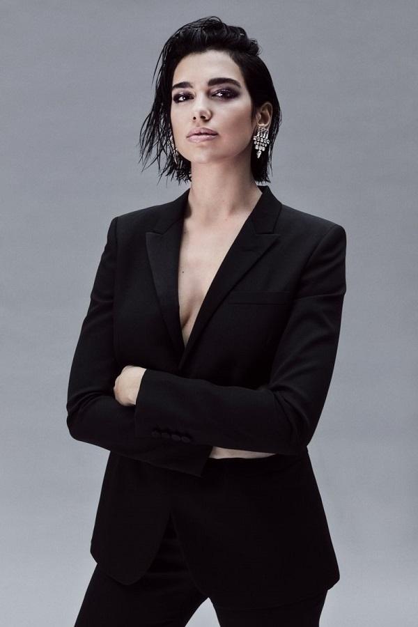 Η Dua Lipa είναι η νέα πρέσβειρα αρωμάτων του YSL Beauté