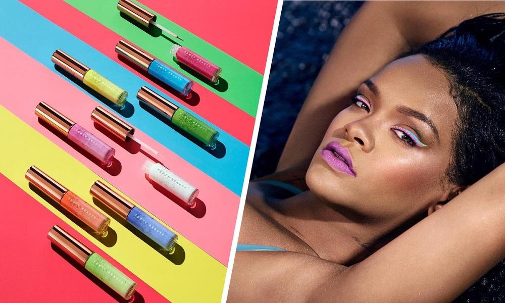 Η Rihanna λανσάρει τα απόλυτα καλοκαιρινά κραγιόν