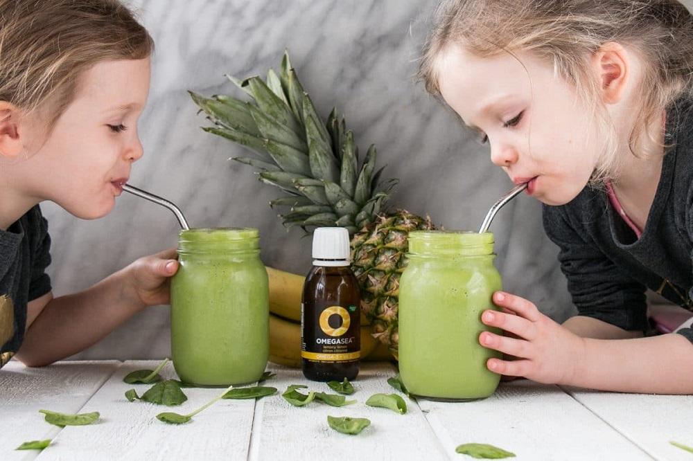 Kids smoothies: 4 νόστιμες και θρεπτικές συνταγές για τα παιδιά
