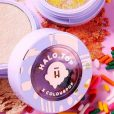H πιο γλυκιά και χρωματιστή beauty collection από ColourPop και Halo Top