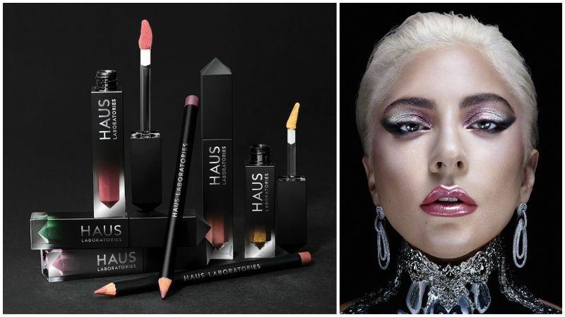 Η Lady Gaga συστήνει την πρώτη της beauty συλλογή