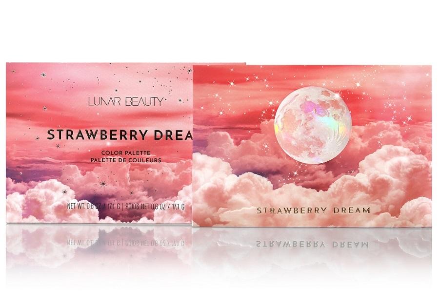 Μία γλυκιά beauty συλλογή εμπνευσμένη από φράουλες