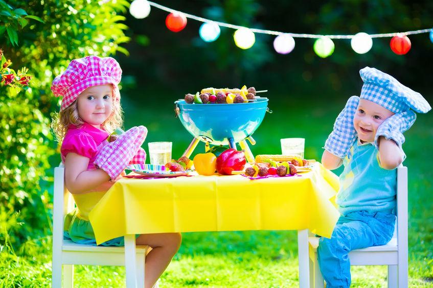 4 τρόποι για να τρώνε τα παιδιά πιο υγιεινά το καλοκαίρι