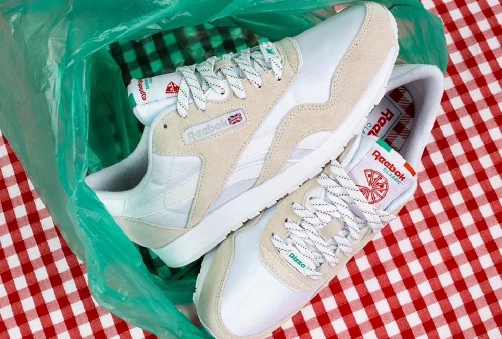 Τα πιο cool pizza-inspired sneakers είναι Reebok