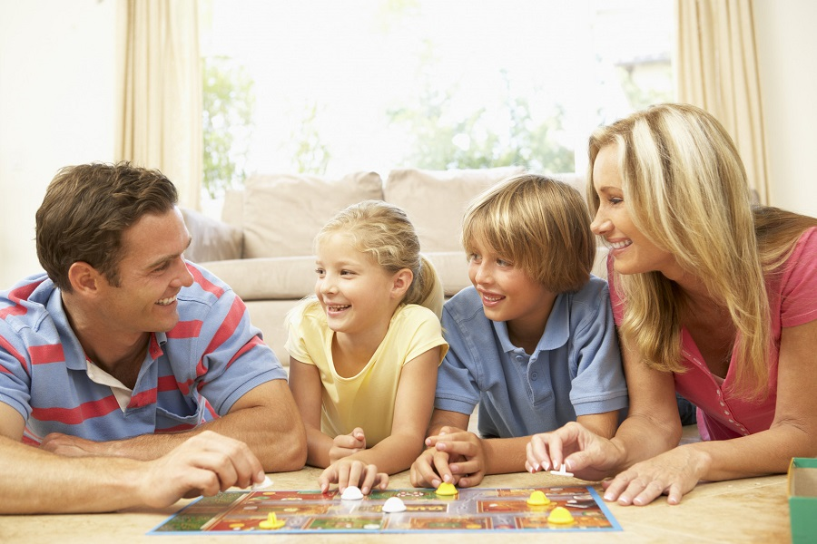Ιδέες για να περάσετε ποιοτικό χρόνο με τα παιδιά σας
