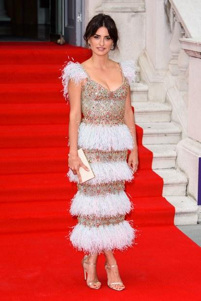 Το φόρεμα της Penelope Cruz είναι ο ορισμός της κομψότητας