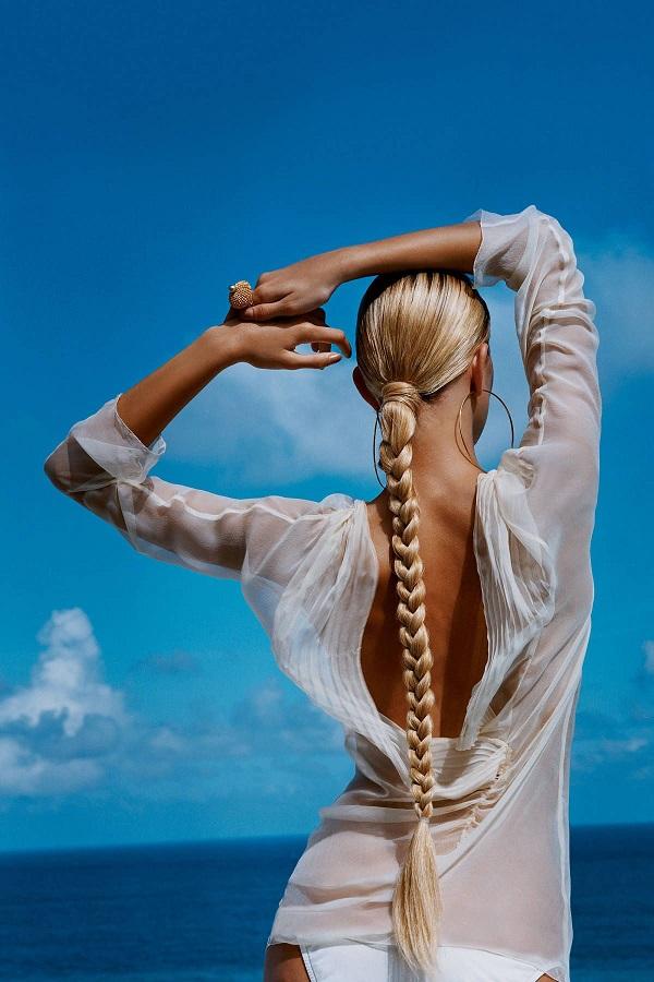 Αποκατάσταση των μαλλιών το καλοκαίρι μόνο με 3 tips;