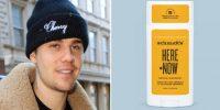 O Justin λανσάρει το απόλυτα οικολογικό αποσμητικό