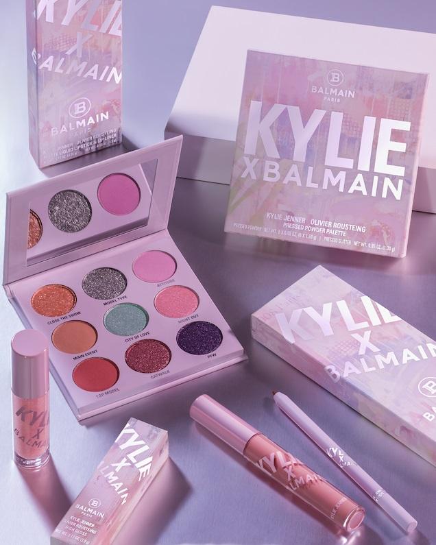 Έρχεται η Kylie x Balmain beauty Collection