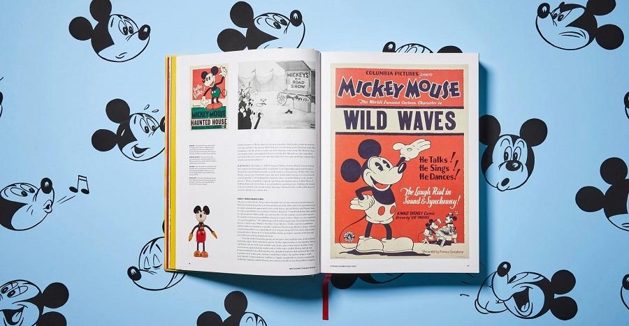 Ταξιδέψτε στον θαυμαστό κόσμο του Mickey Mouse