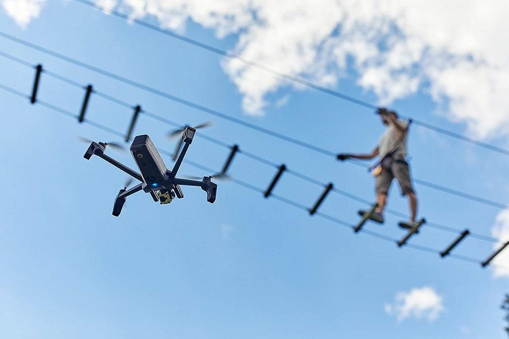Parrot Anafi Drone: To απόλυτο drone για κινηματογραφικές λήψεις