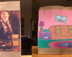 Ο Tom Warburton σχεδιάζει τα πιο cool lunch bags για τα παιδιά του