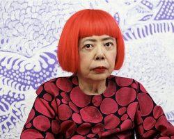 Μία έκθεση για τον φαντασμαγορικό κόσμο της Yayoi Kusama