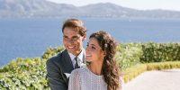O Rafael Nadal παντρεύτηκε την αγαπημένη του στο κάστρο La Fortaleza στη Μαγιόρκα