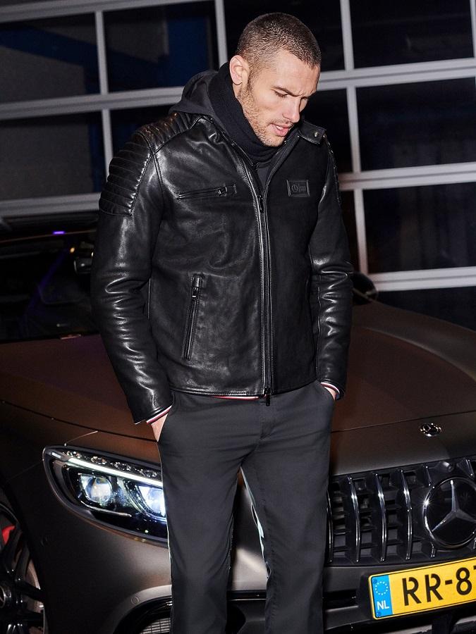 Η νέα κομψή συλλογή Tommy X Mercedes-Benz