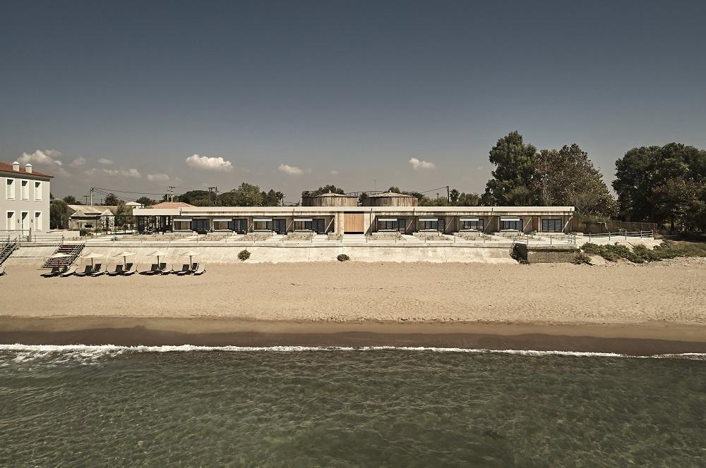 Το stylish ξενοδοχείο Dexamenes Seaside Hotel κλέβει τις εντυπώσεις