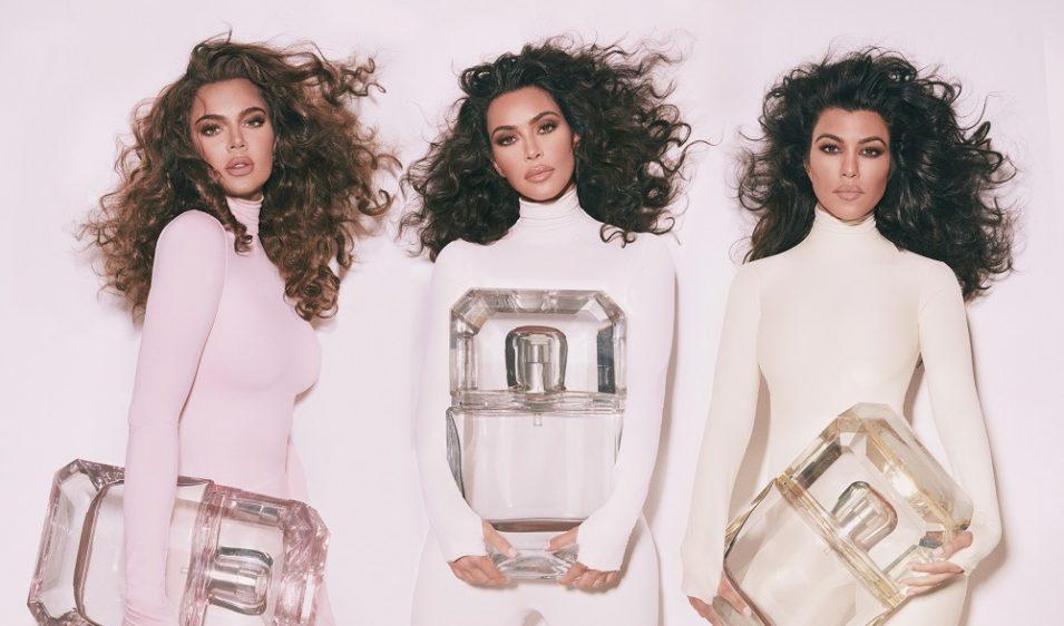 Kim, Kourtney και η Khloé Kardashian μόλις λάνσαραν νέα σειρά αρωμάτων