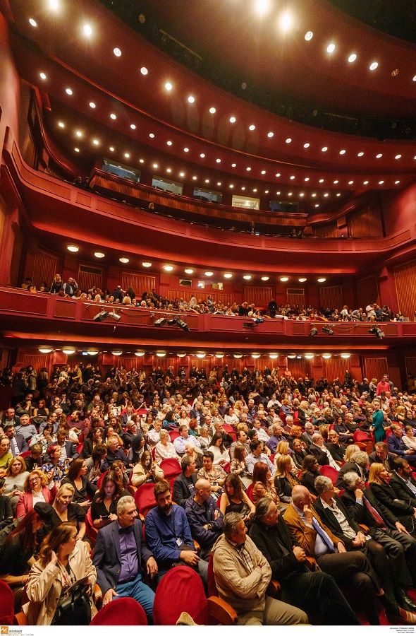 Άνοιξε η αυλαία του 60ού Φεστιβάλ Κινηματογράφου Θεσσαλονίκης