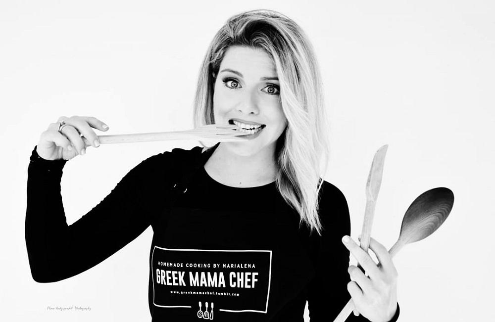 Η food blogger Μαριαλένα Τερζή ετοιμάζει τα πιο νόστιμα πιάτα