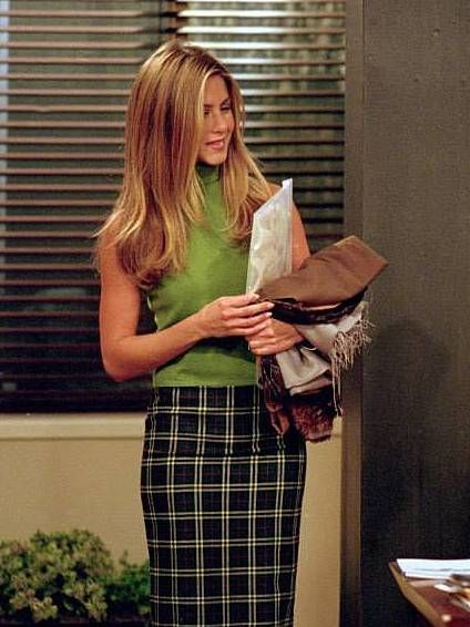 5 outfits της Rachel Green που θα φορούσαμε άνετα και σήμερα