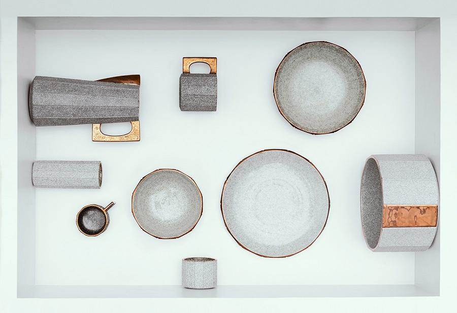 Εμπνευσμένα items που βρίσκονται στο design προσκήνιο