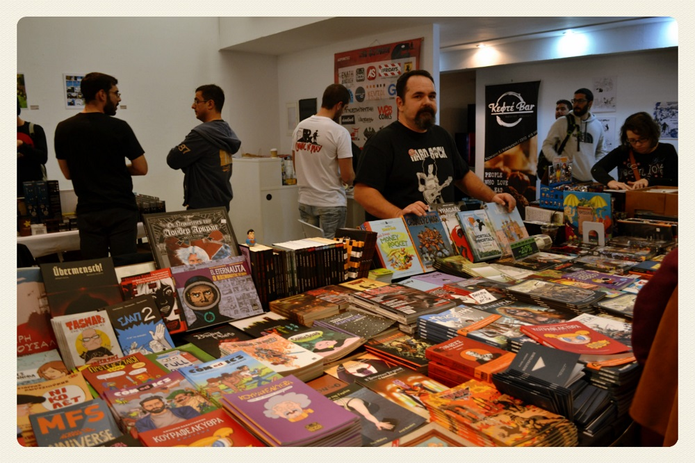H συναρπαστική 18η Έκθεση Κόμικς και Επιτραπέζιων Παιχνιδιών του Comic Ν' Play