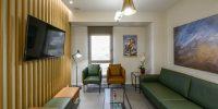 Ένα minimal και μοντέρνο οδοντιατρείο στη Θεσσαλονίκη