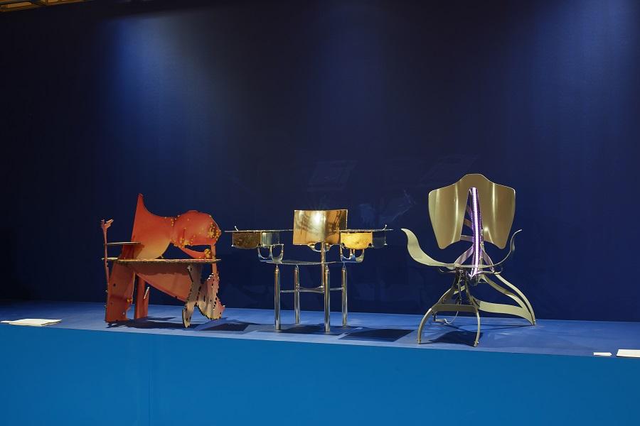 Το υψηλό design στο προσκήνιο στη διεθνή έκθεση Design Miami