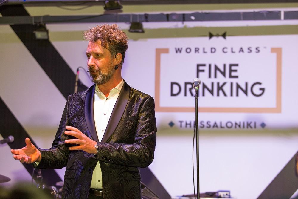 To World Class Fine Drinking Cocktail Festival μέσα από τα μάτια του Παναγιώτη Αγγελίδη