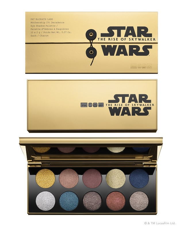 The Star Wars beauty collection