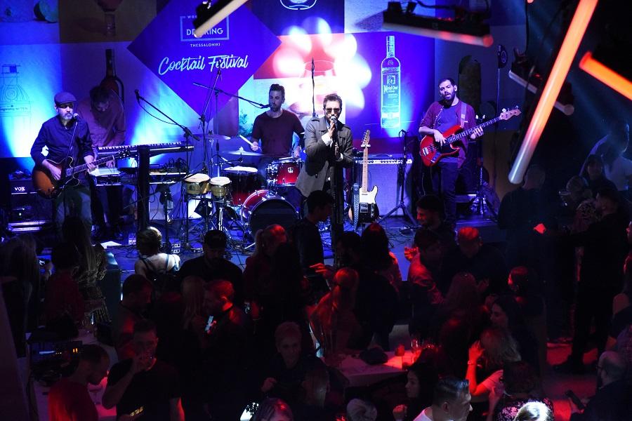 H γιορτή του καλού ποτού συνεχίζεται σε 27 συμμετέχοντα bar της Θεσσαλονίκης