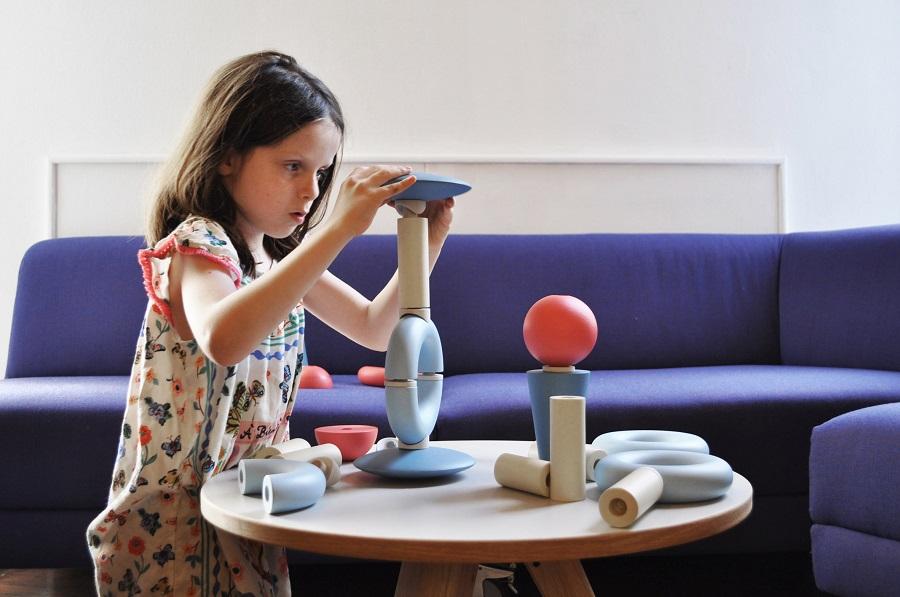 Όταν το design υπηρετεί τον μαγικό κόσμο των παιδιών