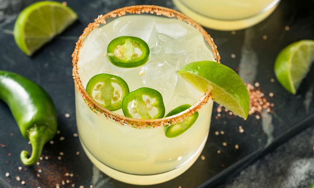 Πώς να φτιάξετε την γευστική spicy winter Margarita